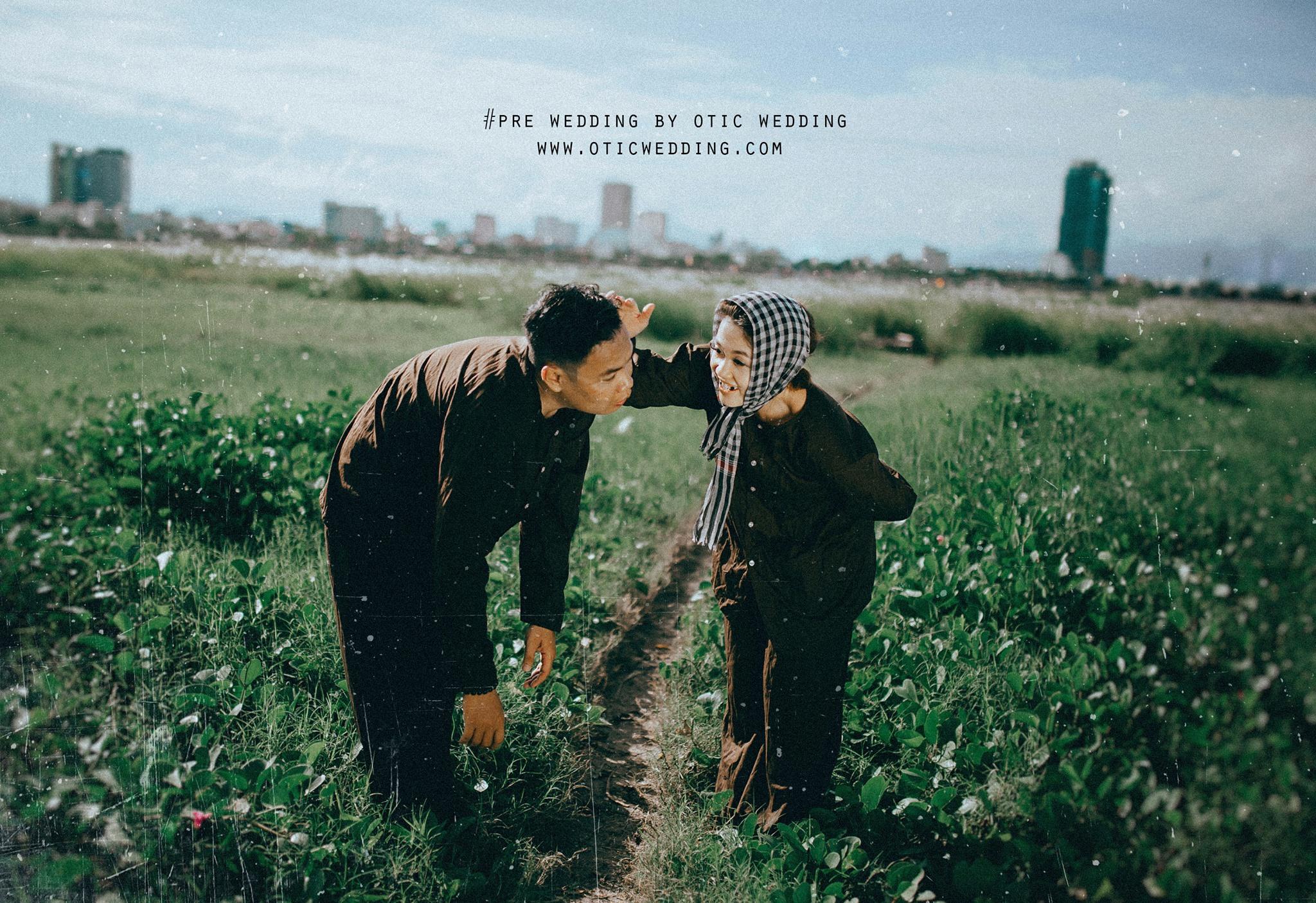 Chụp ảnh cưới độc & lạ | Giàu – Thi