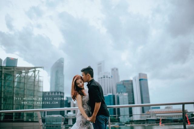 Chụp ảnh cưới Singapore