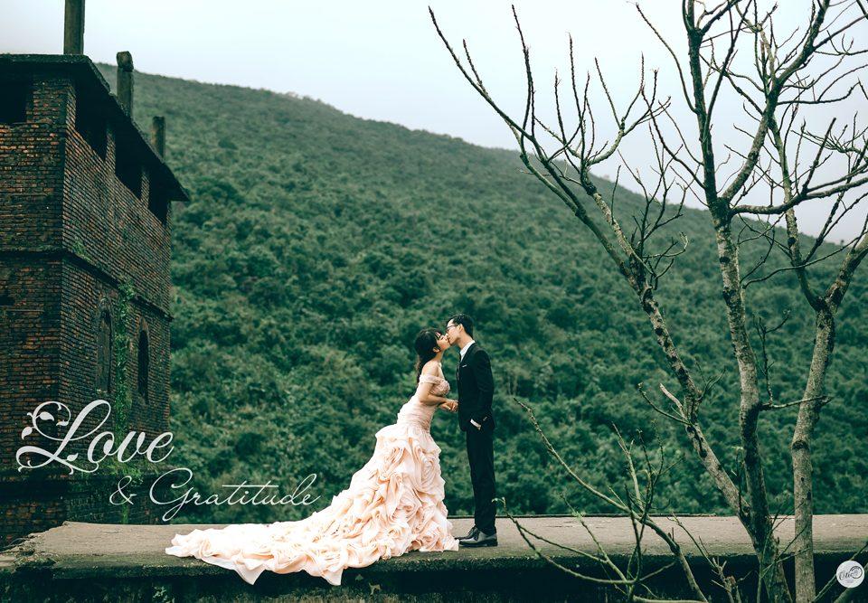 Pre-wedding | Quân – Trang