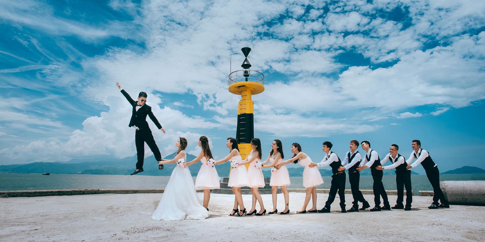 Chụp ảnh cưới Lý Sơn | Phước – Trang