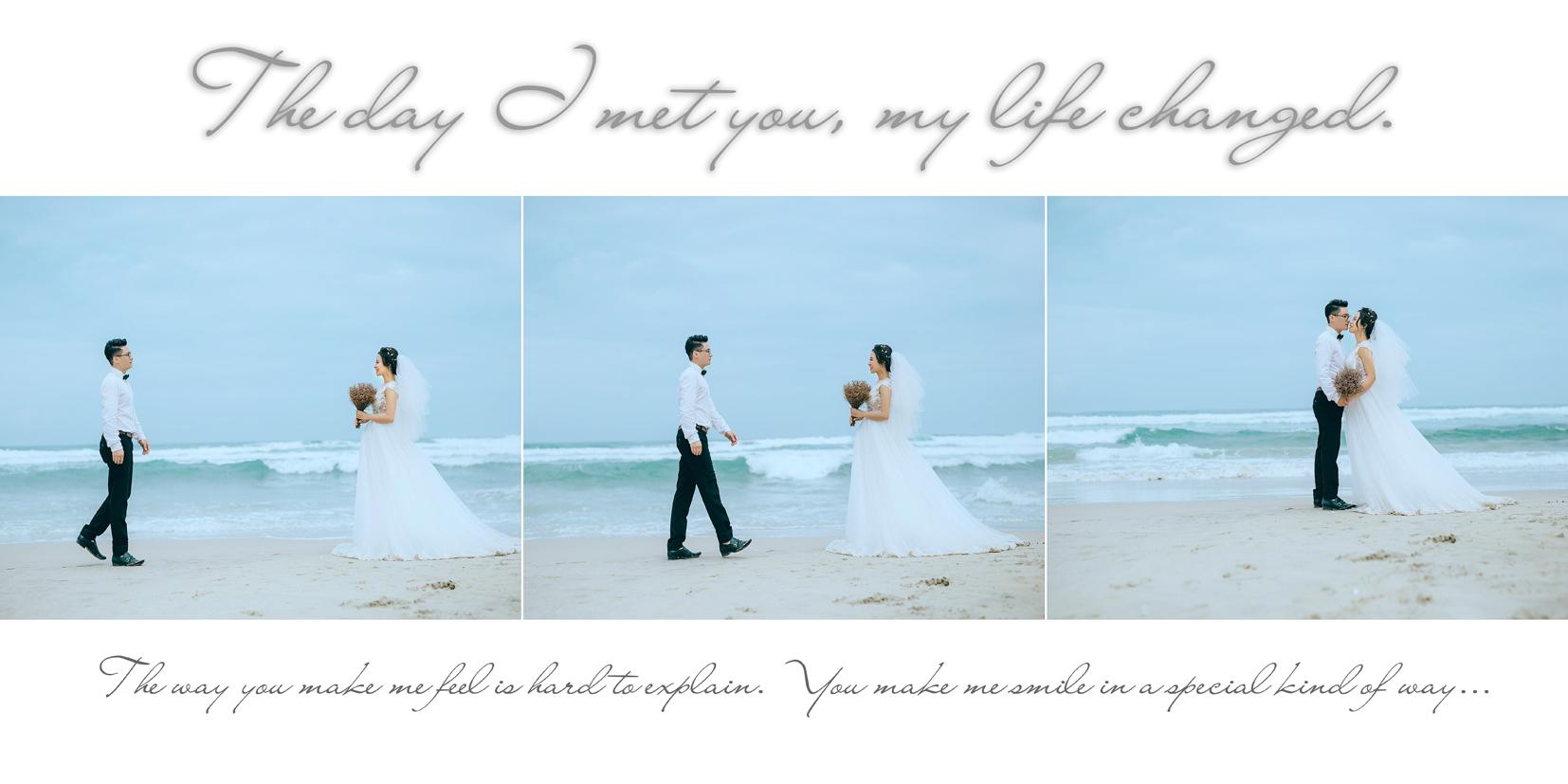 Chụp ảnh cưới Hội An | Bắc & Ly
