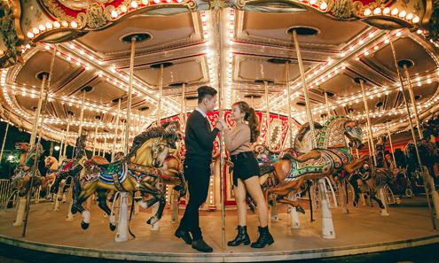 Chụp ảnh cưới đẹp (VIP Package) | An & Quỳnh