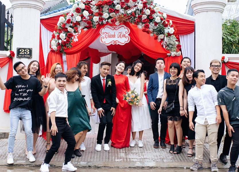 Phóng sự cưới | Khoa & Hà