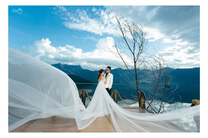 Chụp ảnh cưới Lăng Cô
