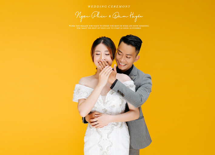 The prewedding of Phuc & Huyen