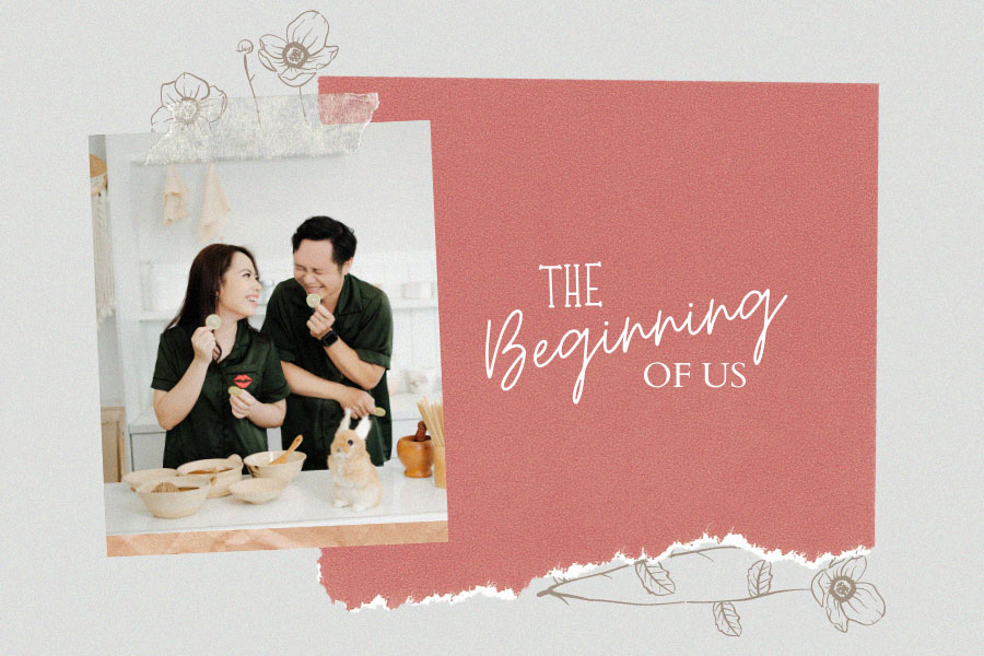 The prewedding of Canh & Anh